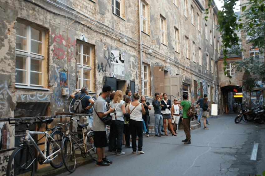 Un recorrido por el barrio judío de Berlín