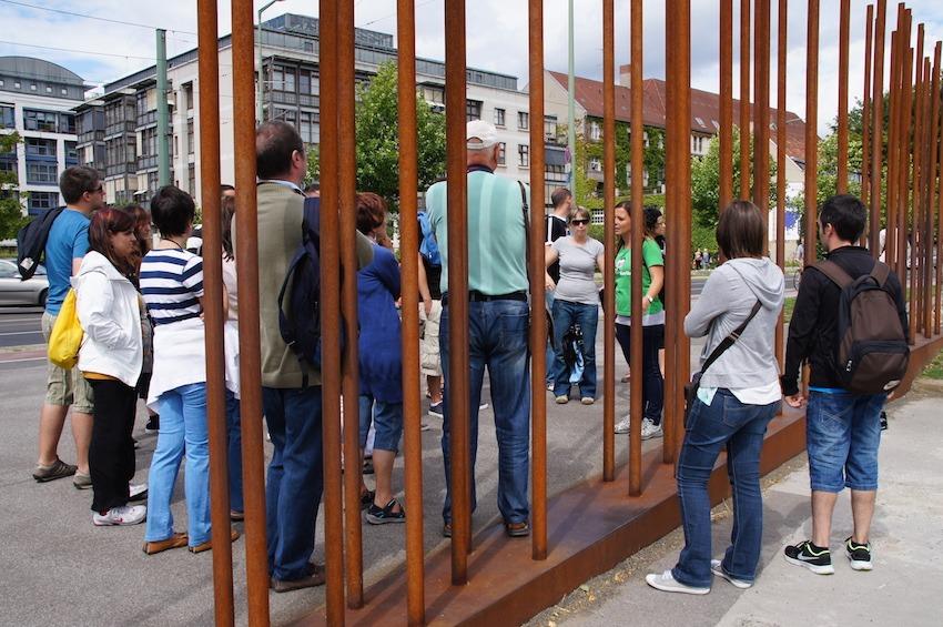 Tour histórico por Berlín: Muro y Guerra Fría