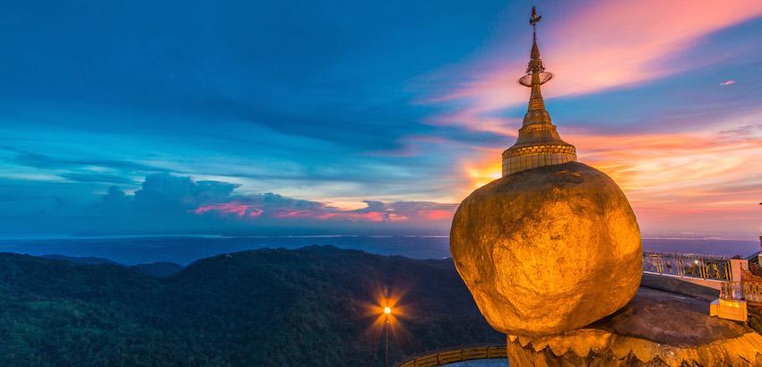 Un recorrido por el Myanmar más espiritual
