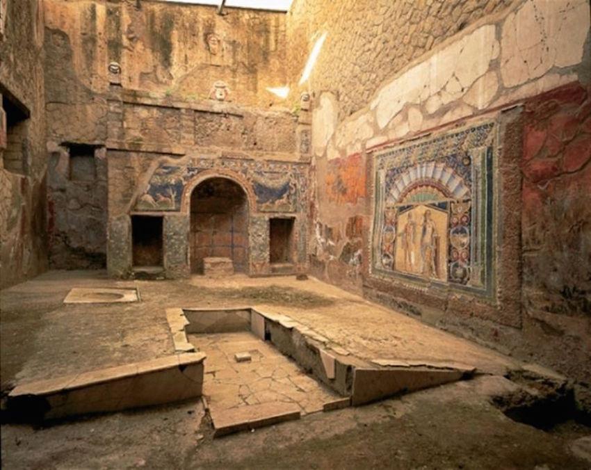 Visita a la antigua ciudad de Pompeya