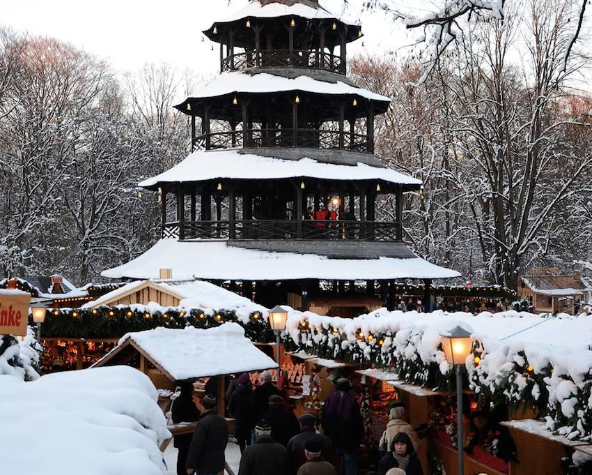 El espíritu navideño de Baviera y Salzburgo