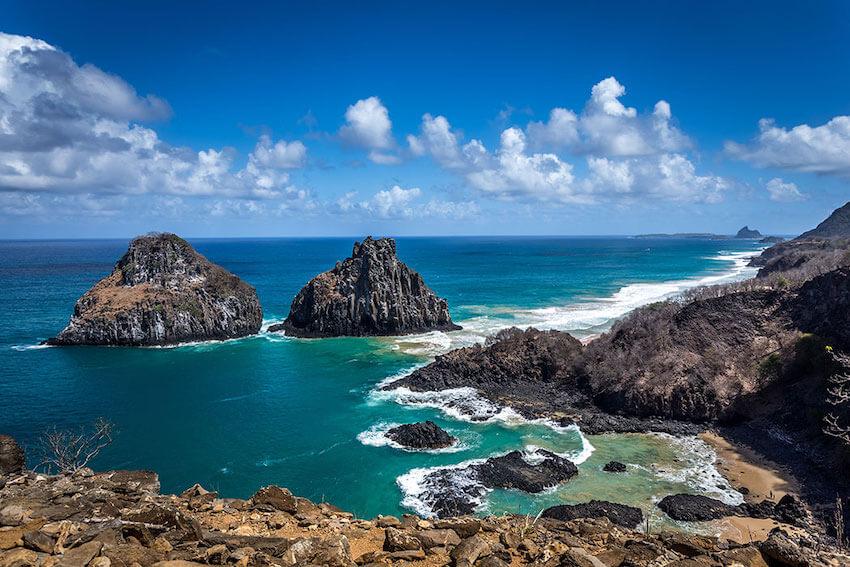 Un viaje por la isla brasileña Fernando de Noronha