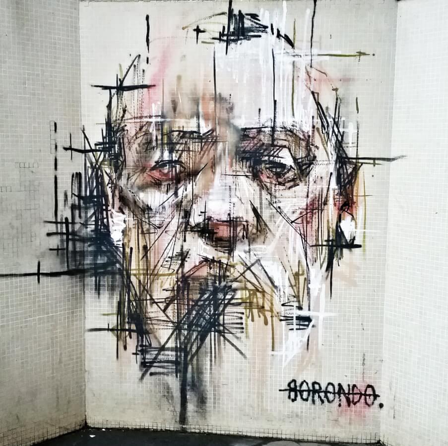 Ruta para sumergirte en el Street Art de París